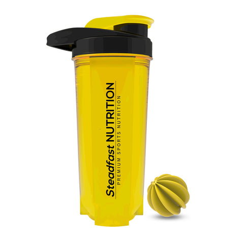 700 ml yellow protein shaker