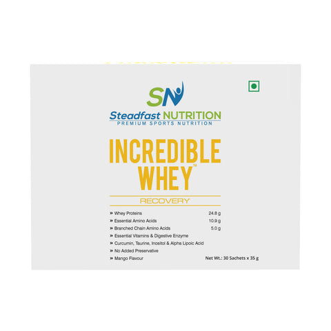 INCREDIBLE WHEY