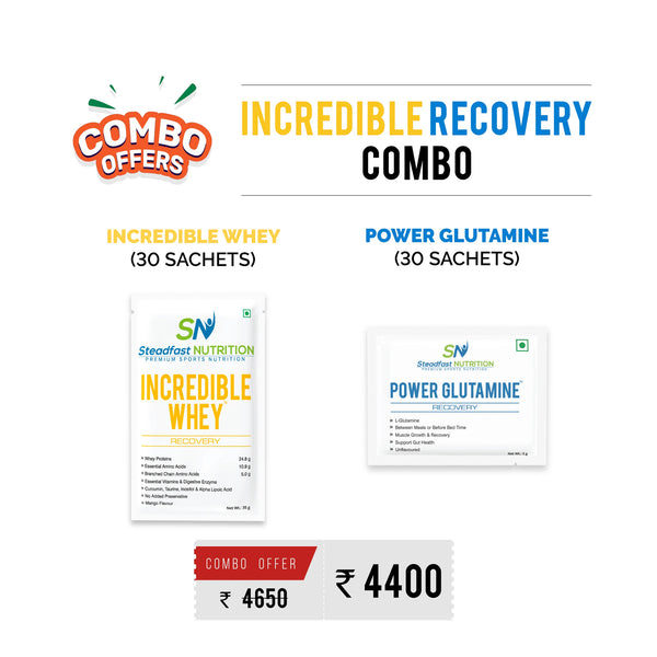 Incredible Recovery Combo Review