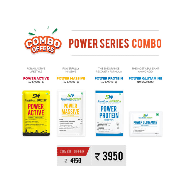 Steadfast Power Series Combo