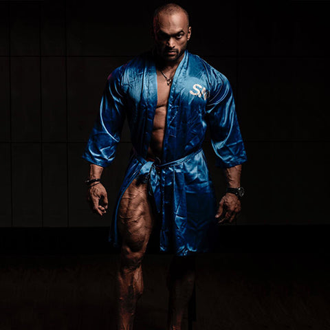 Bodybuilding Competition Robe