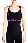 Brillian Leopard Sports & Yoga Top