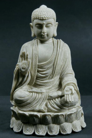 The Protection Buddha