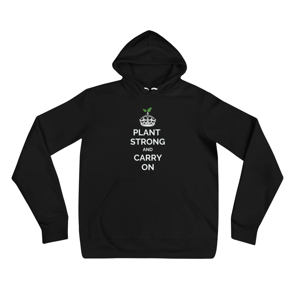 Plant Strong - Pullover Hoodie