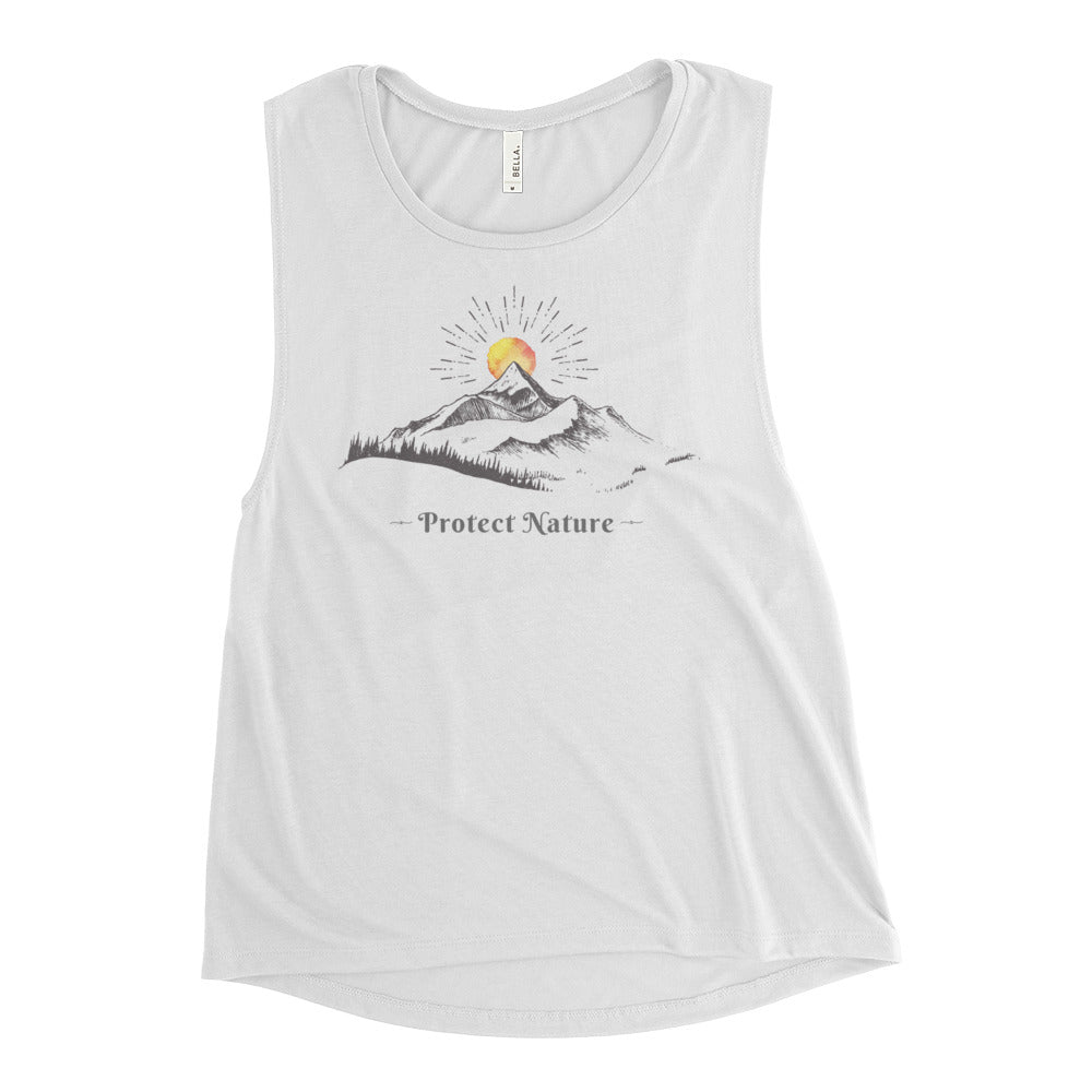 Protect Nature - Muscle Tank
