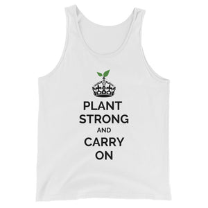 Plant Strong - Tank