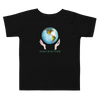Vegan Baby T-shirt - vegan earth - baby Gift idea