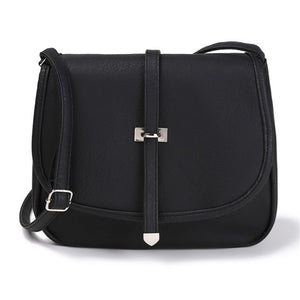 Crossbody Messenger Bag