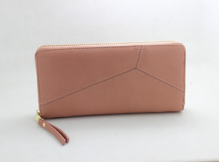 Vegan - Faux Leather Wallet - Gift Idea