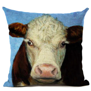Cow Pillow Cases