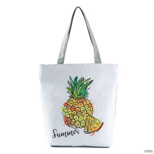 Fruit Beach Bag