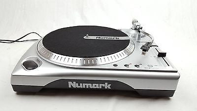 NUMARK TT USB TURNTABLE AND STYLUS VINYL RECORD PLAYER DECKS DJ - uk-turn-table-lab