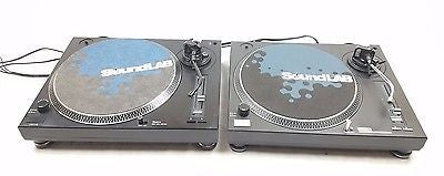 SOUNDLAB DPL  3R  DIRECT DRIVE TURNTABLES VINYL RECORD PLAYER DECKS DJ - uk-turn-table-lab
