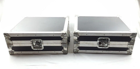 Turntable Flight Case - fits SL 1200 1210 / PLX 1000 500 / RP 7000 8000 etc - uk-turn-table-lab