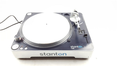 STANTON T 60 DIRECT Drive DJ Vinyl Hi-Fi Hifi Deck Turntable DJDECKS - uk-turn-table-lab