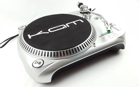 KAM DDX1200 TURNTABLE + HEADSHELL VINYL RECORD PLAYER DECKS DJ-DJ Decks-DJ Decks