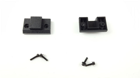 2x TECHNICS SFUMM02N04 HINGE MOUNT CABINET CASE SL1200 SL1210 GENUINE NEW PART-DJ Decks-DJ Decks