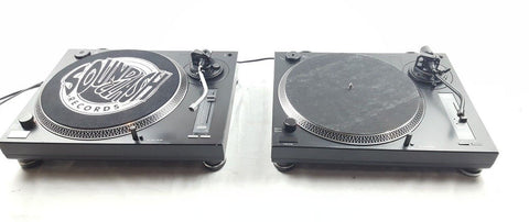 SOUNDLAB - Battle Pack Decks Package 2X DL-P1R - uk-turn-table-lab