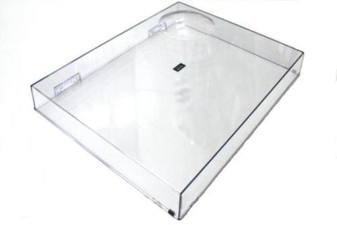 Technics SL 1210 SL 1200 Dust Cover Lid Fits MK2 M3D MK5 M5G SFAD122-01A - uk-turn-table-lab