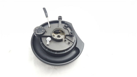 Technics 1210 Mk2 Tonearm base Complete Included Anti Skate Height Adjust - uk-turn-table-lab