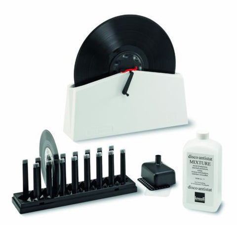 Knosti Disco Antistat Vinyl Record Cleaning Machine Cleaner Kit ( Generation 2 )-UK Turntable Lab-DJ Decks
