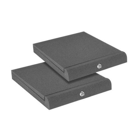 "Adam Hall Monitor Isolation Pads (Pair) for 6-8"" Studio Monitor Speakers-UK Turntable Lab-DJ Decks"