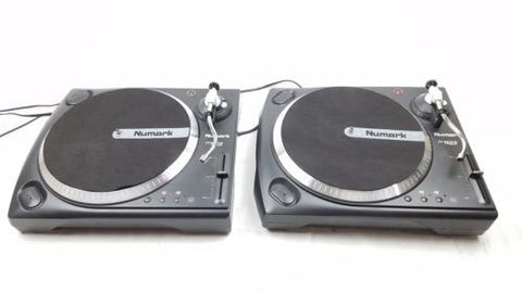 NUMARK TT 1625 TURNTABLES VINYL RECORD PLAYER DECKS DJ - uk-turn-table-lab