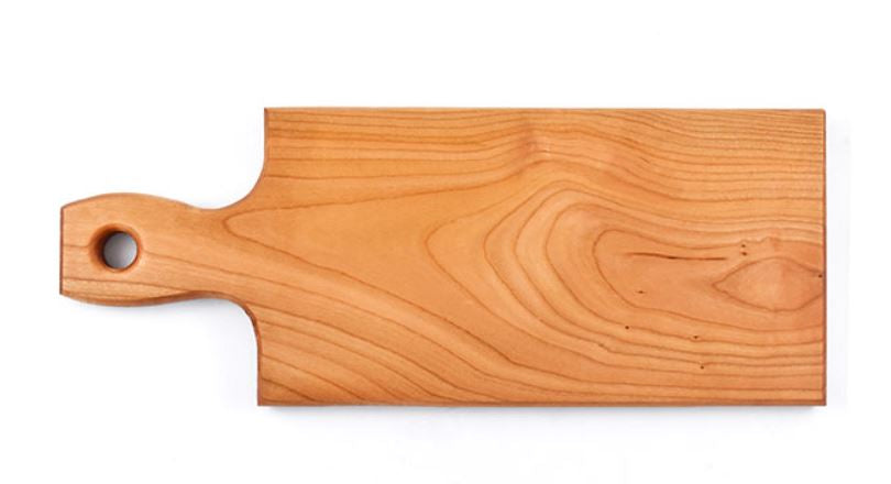 Artisan Cherry Flat Board with Handle