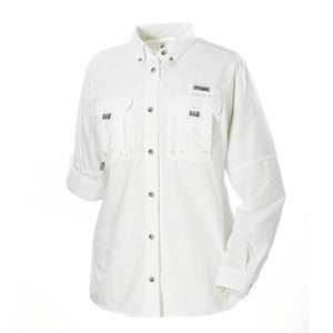 Ladies Columbia Bahama Fishing Shirts