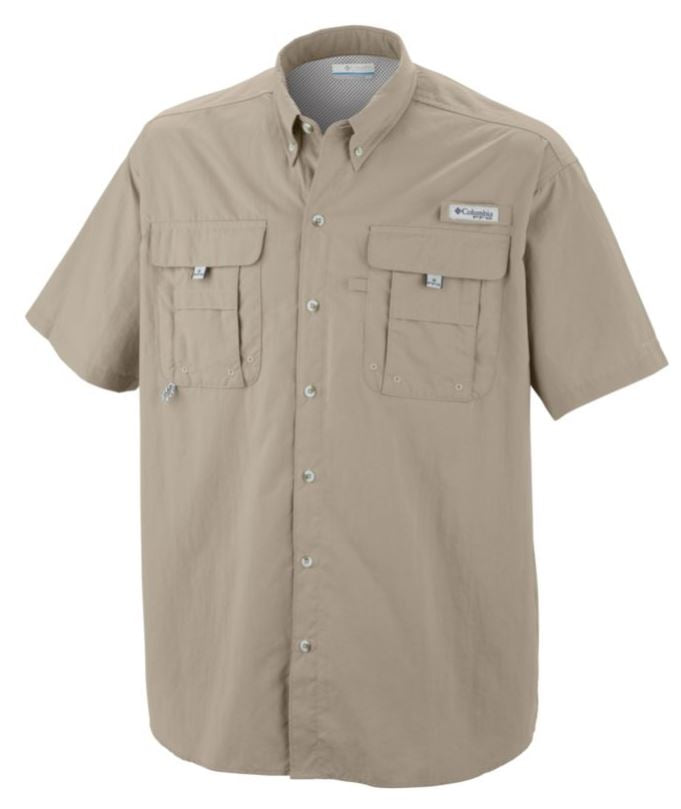 Columbia Short Sleeve Bahama Fishing Shirt
