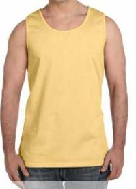 Comfort Colors Boyfriend Tank