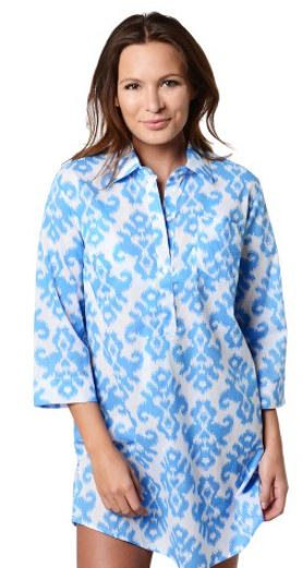 Beach Tunic Coverup