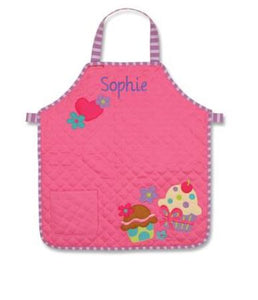 Quilted Apron Cupcake