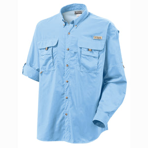Monogrammed Columbia Bahama II Fishing Shirts