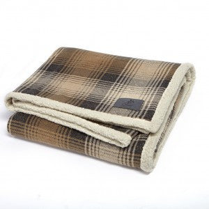 Cottage Plaid Throw