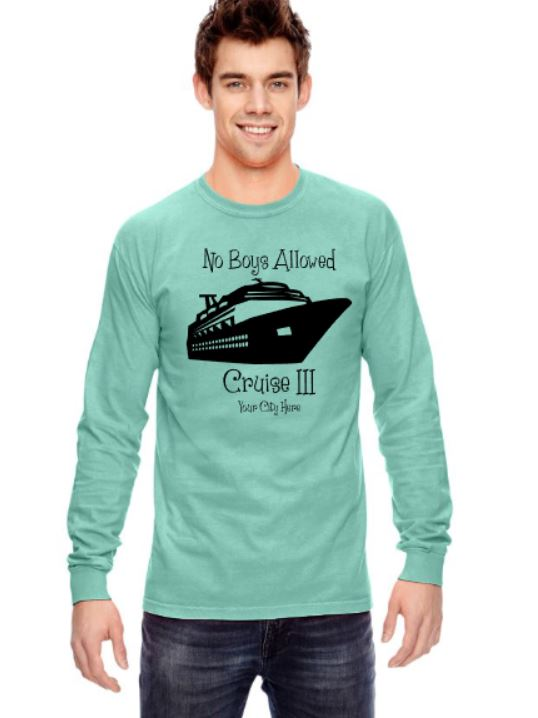 Comfort Colors Adult Heavyweight RS Long-Sleeve T-Shirt