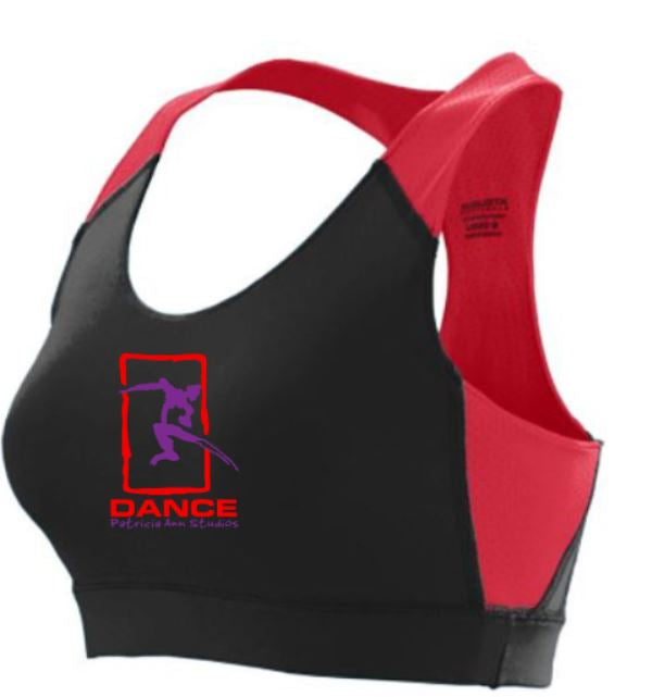 GIRLS ALL SPORT SPORTS BRA STYLE 2418