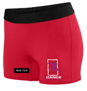 LADIES HYPERFORM FITTED SHORT STYLE 2625
