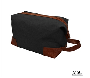 Men's Canvas Dopp Kit