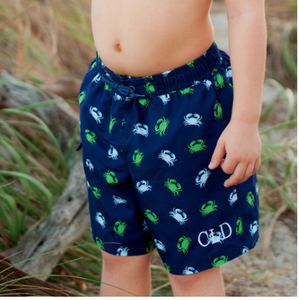 Boy Swim Trunks