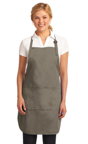 Solid Color  Apron