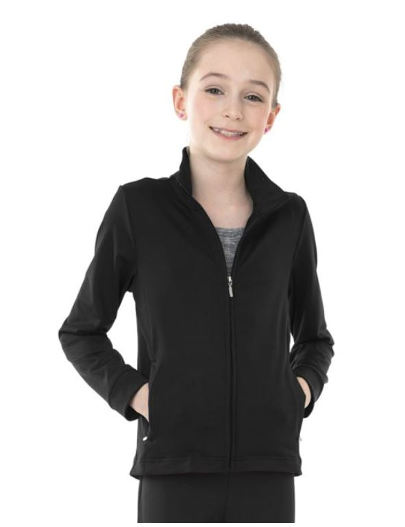 Competition Jacket for Girls Size 5-6 (xs) 7-8 (small) 10-12 (medium) 14-16 (large) 18-20 (XL)