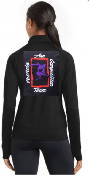 Competition Team Ladies  Fitness Jacket