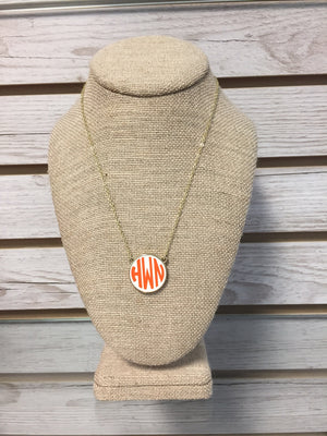 Short Soft Necklace