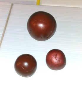 Polymer Clay Burnt Umber