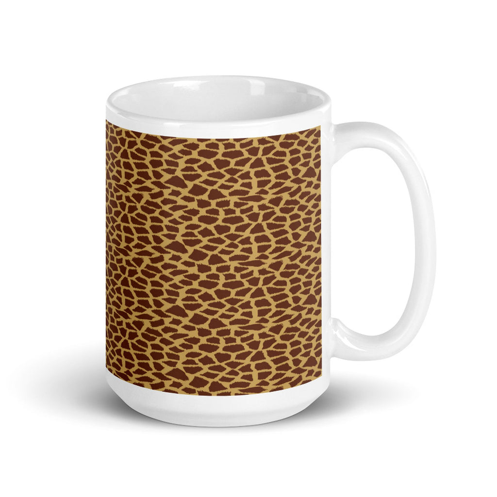 Animal Print Coffee Mugs