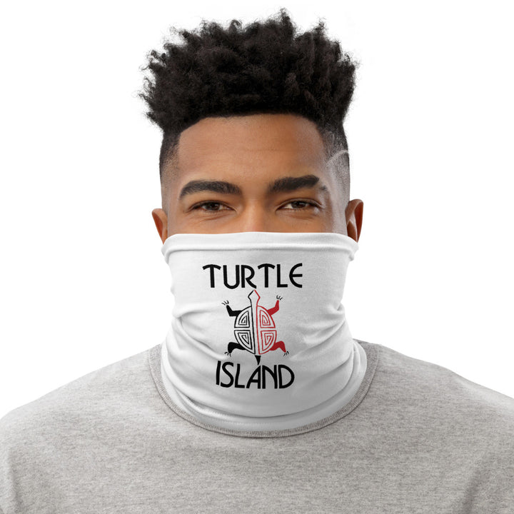 Turtle Island Neck Gaiter