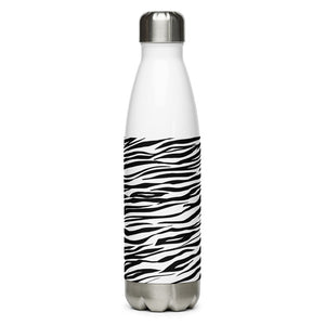 Tiger Striped Water Bottle