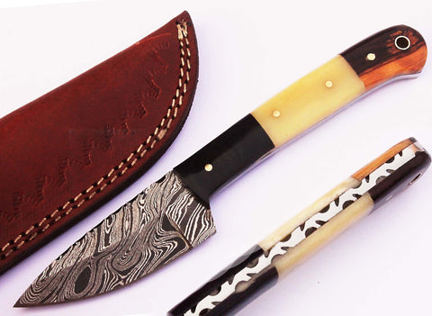 Handmade H knife / Smith Online Studio.