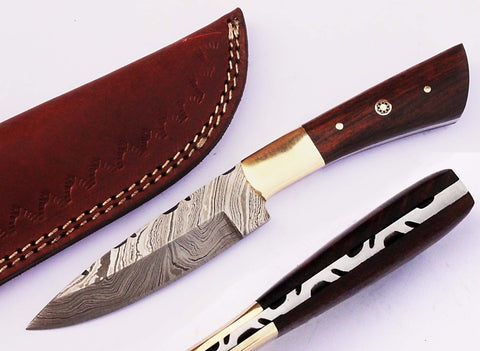 Where can I buy damascus steel / Smith Online Studio.
